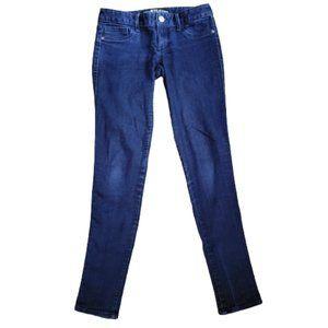 Express Jeans 4L Stella Legging Low Rise Jeans